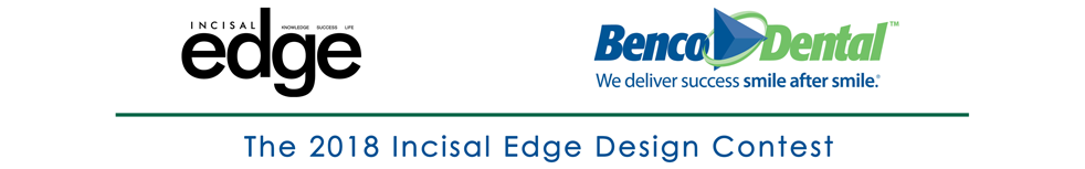 The 2018 Incisal Edge Design Contest