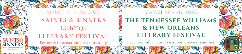 Tennessee Williams & New Orleans Literary Festival