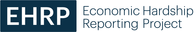 Economic Hardship Reporting Project