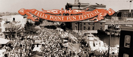 Fell's Point Fun Festival