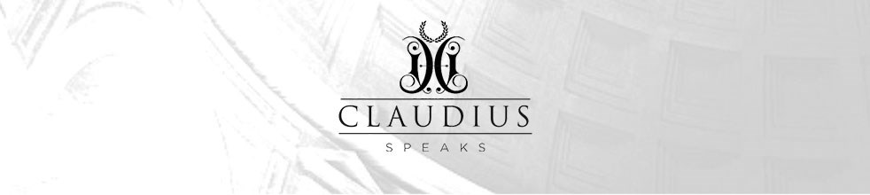 Claudius Speaks