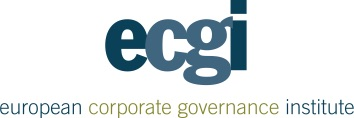European Corporate Governance Institute (ECGI)