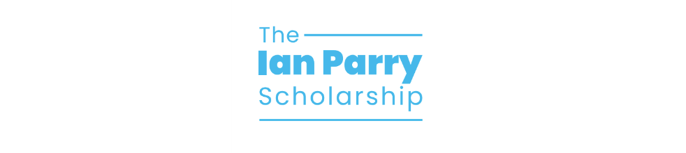 The Ian Parry Scholarship 2020