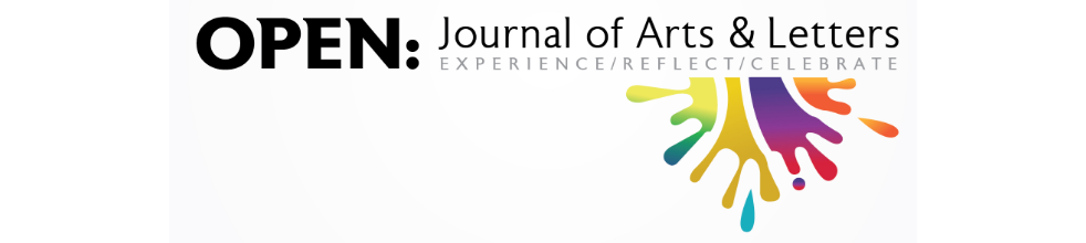 O:JA&L; Open: Journal of Arts & Letters