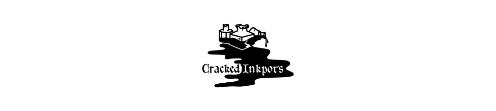 Cracked Inkpots