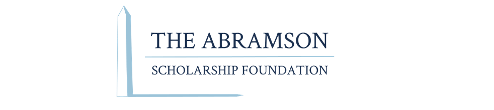 The Abramson Scholarship Foundation