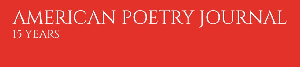 American Poetry Journal