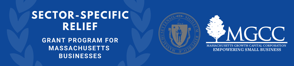 Sector-Specific Relief - Massachusetts Growth Capital Corporation