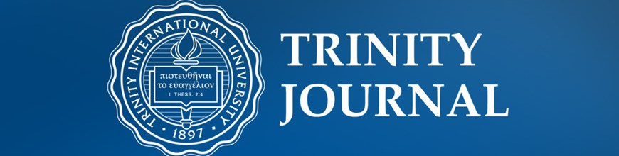 Trinity Journal Submission Manager - Book Review Submission