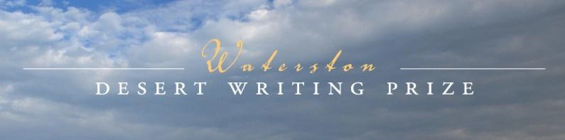 The Waterston Desert Writing Prize