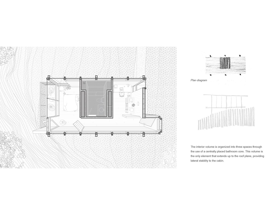 diagram of bunkhouse gallery view 2019 honor awards  gallery view 2019 honor awards